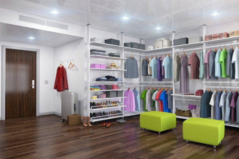 Kleiderschrank-Strategie - in fünf Schritten Ordnung schaffen mit ...
