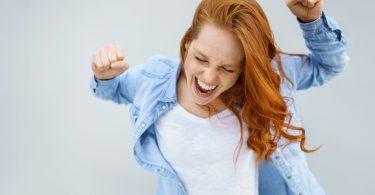 Eine positive Lebenseinstellung ist trainierbar!