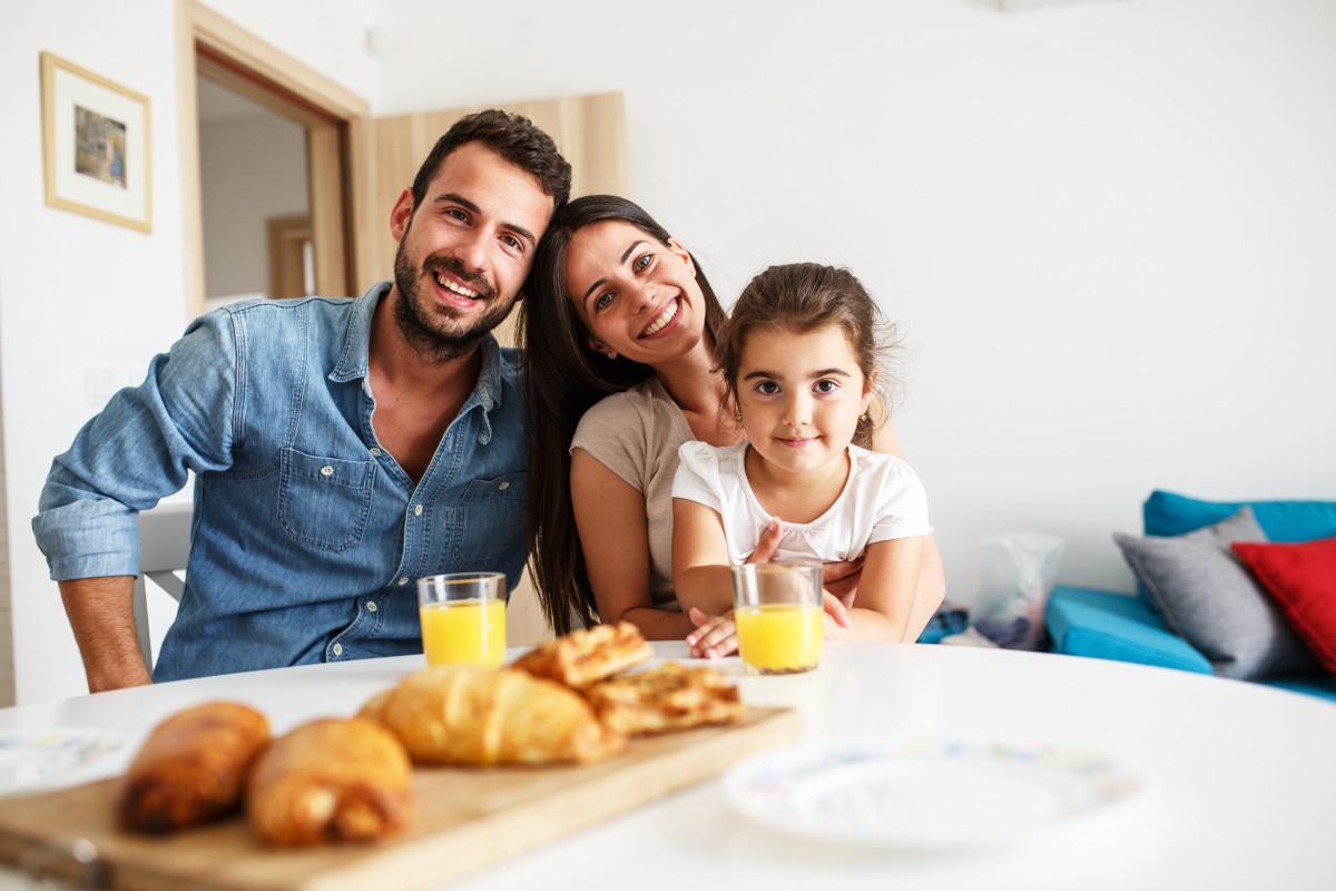 Leckeres Kinderfrühstück zubereiten