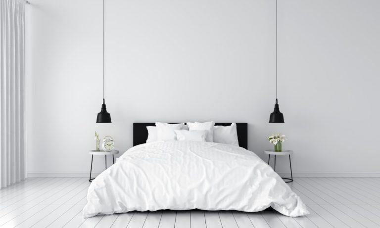 Le grand lit: Bettgrößen und Schlafzimmereinrichtung auf Französisch