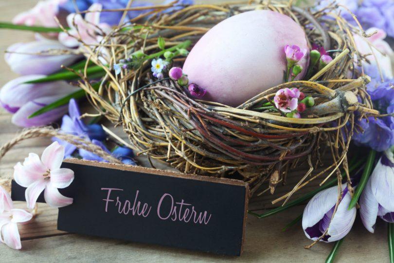 Wie Sie privat Grüße und Wünsche zu Ostern versenden
