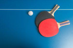 Zuhause Tischtennis spielen – so geht's
