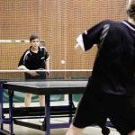 Tischtennisregeln: die Grundstellung richtig nutzen!