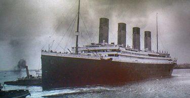 Das letzte Erste-Klasse-Menü auf der Titanic - kochen Sie es nach