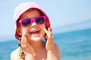 Sonnenschutz für Kinder? Aber natürlich!