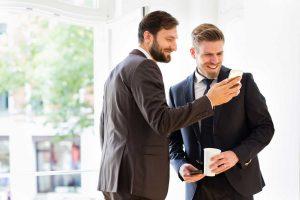 Business Smalltalk: Wie unterhalten Sie sich mit einem Vorgesetzten?