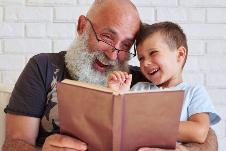 Fördern mit Spaß: Mit Kindern lesen