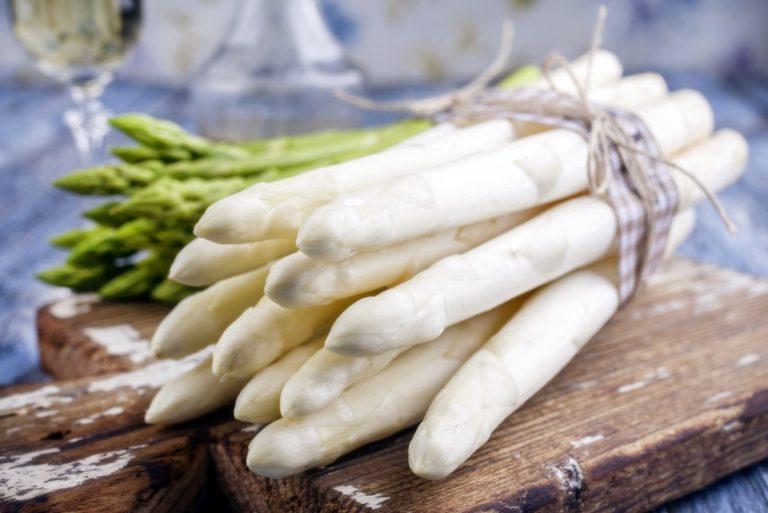 Spargelzeit: Genießen Sie das vitaminreiche und kalorienarme Gemüse