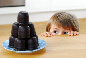 Gesunde Ernährung für Kinder: Wie viel Naschen ist erlaubt?
