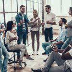 Gesprächsleitung: So überzeugen Sie im Gruppengespräch