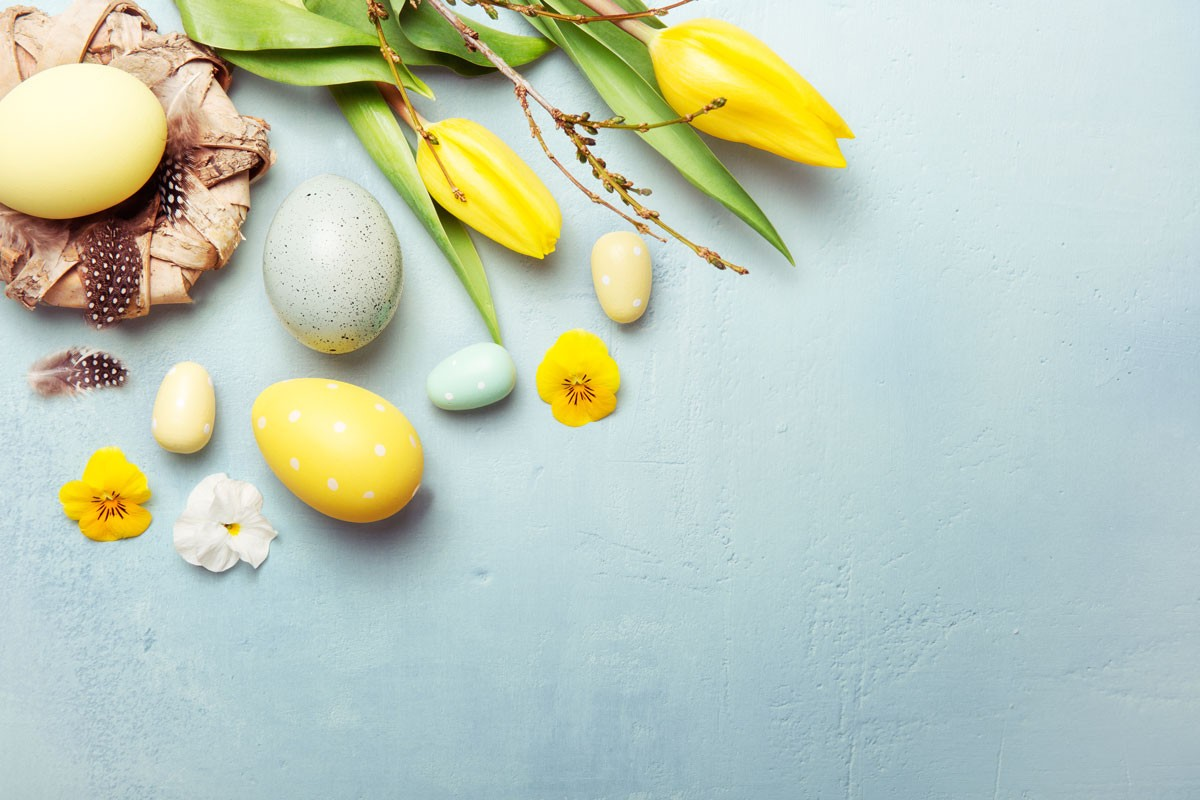 Stilvolle Ostergrüße für jeden Anlass formulieren