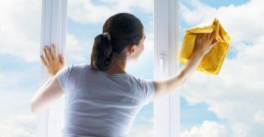 Fenster putzen – ohne Streifen!