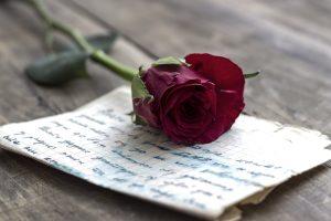 Liebesbrief: Gestehen Sie Ihre Liebe mit einem Rätsel