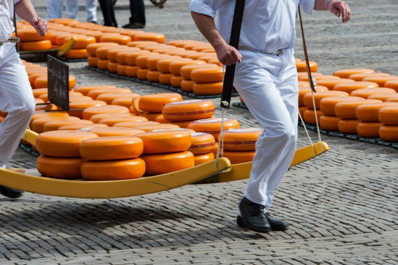 Käsemärkte in den Niederlanden: Welche lohnen einen Besuch?