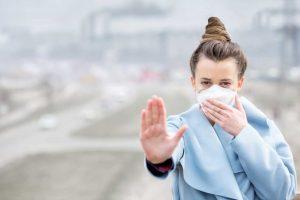 Kann schlechte Luft Herzschäden verursachen?