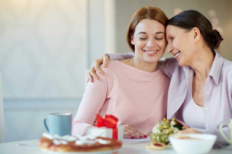 Am Muttertag: Ihre Mutter ist die wichtigste Person