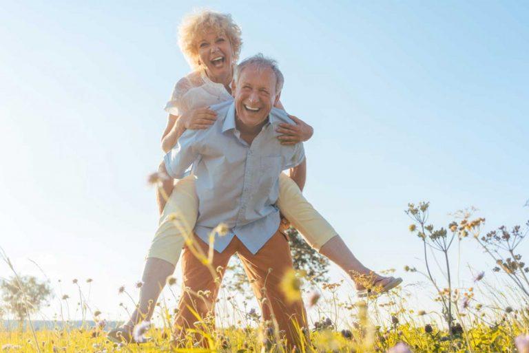 Glücklich altern ist keine Zauberei - Tipps