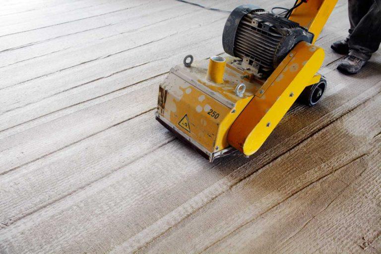 Holzboden abschleifen – das müssen Sie beachten