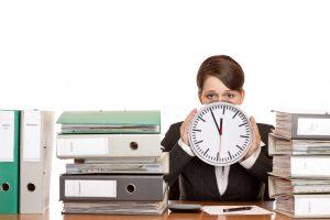 Zeitmanagement: Nehmen Sie sich weniger vor