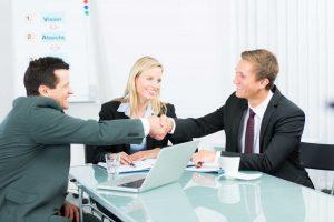 Besprechung am Arbeitsplatz: Vier Goldene Regeln für Ihre Vorbereitung