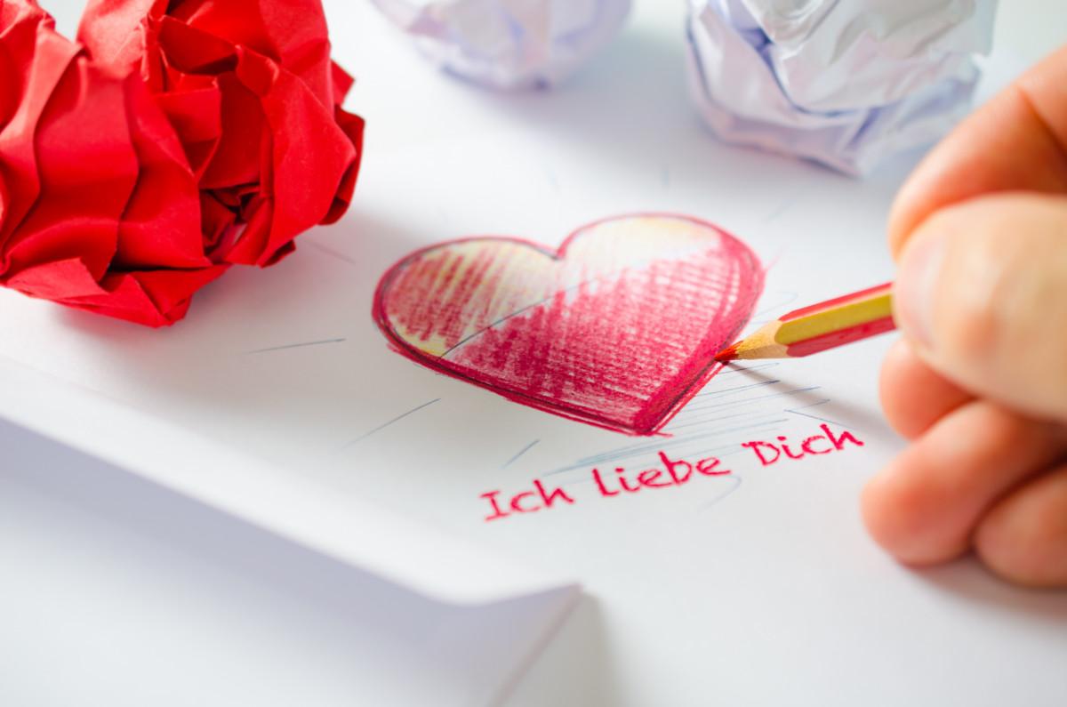 Liebesbriefe – in Geheimschrift prickeln sie besonders