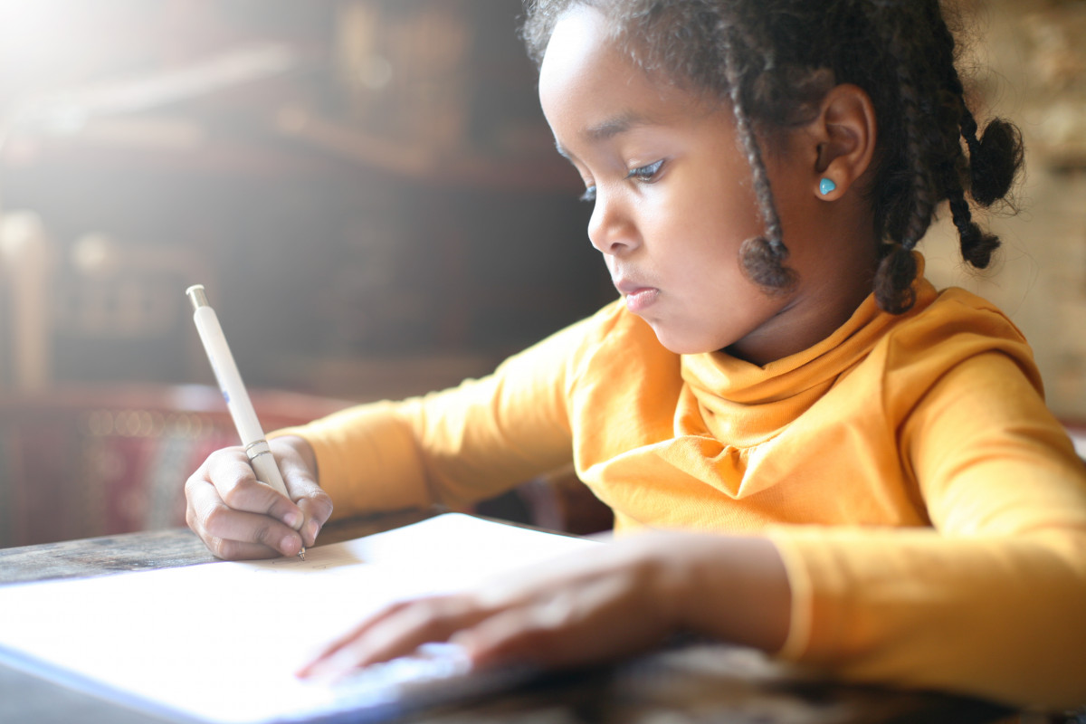 So lernen Ihre Kinder das Schreiben spielend