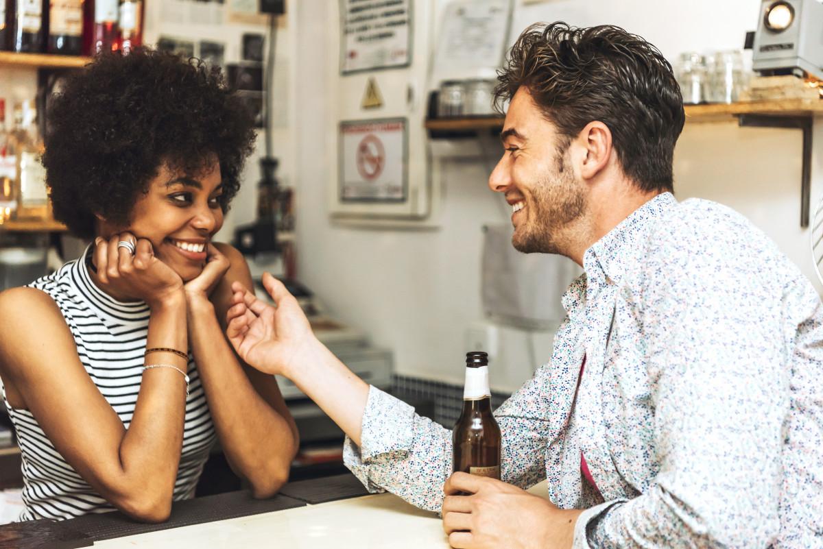 Flirten erfolgreich