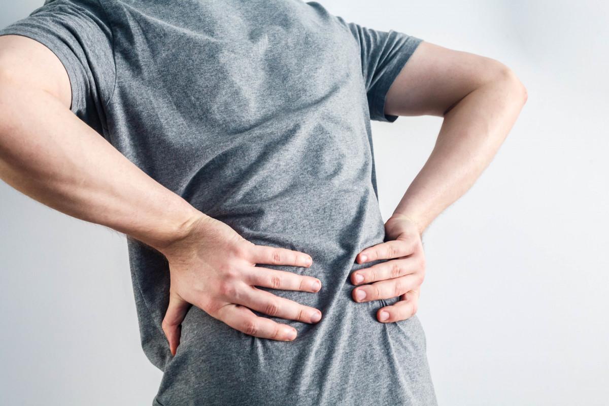 Chronische Rückenschmerzen vermeiden