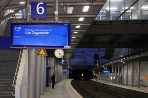 Verspätung bei der Bahn: Fordern Sie Ihr Geld zurück