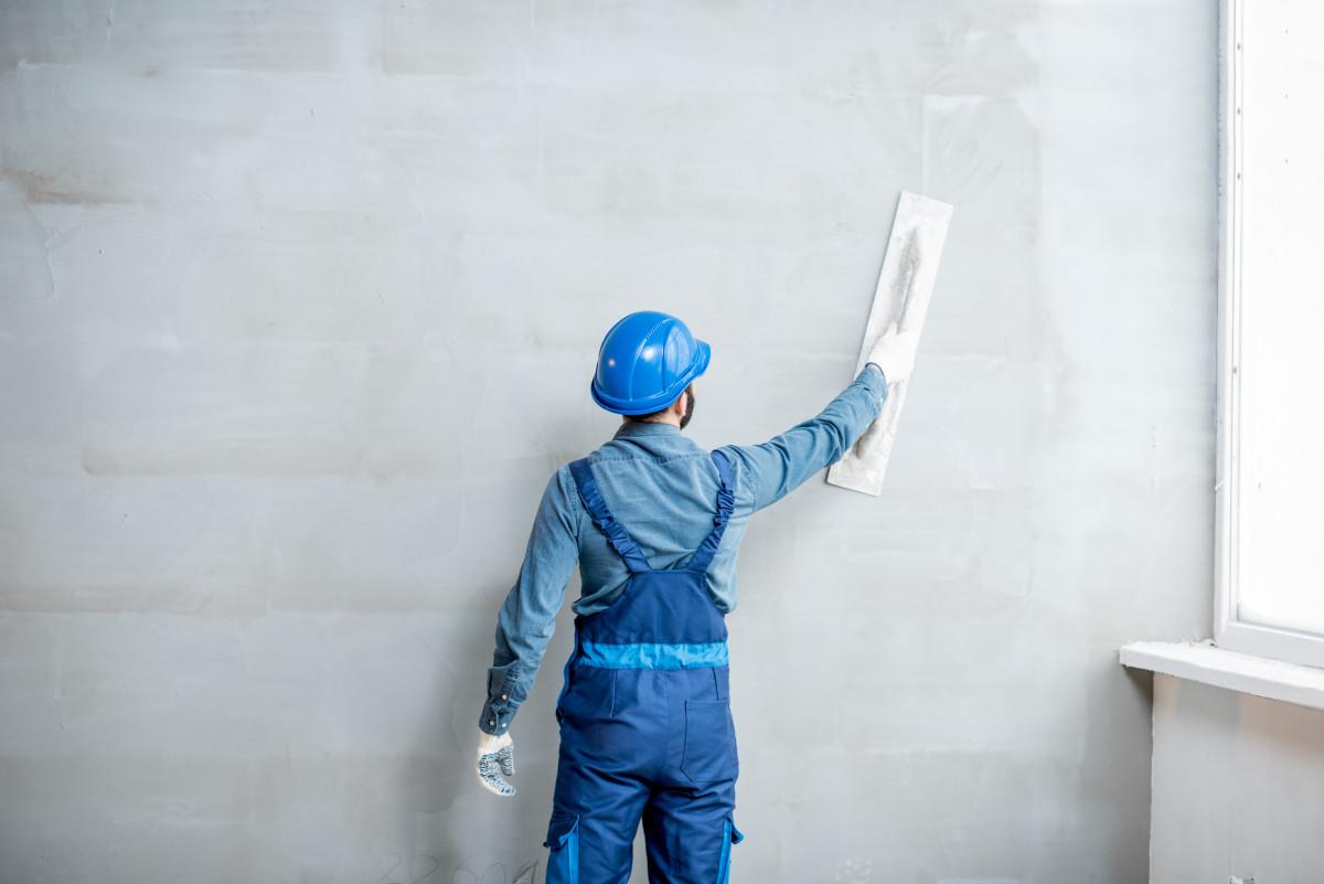 Wände verputzen – das müssen Sie beachten