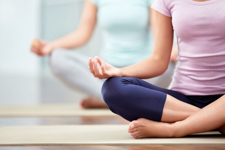 Yogaübungen für den Rücken
