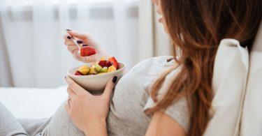 Was können Sie mit guter Ernährung in der Schwangerschaft erreichen?