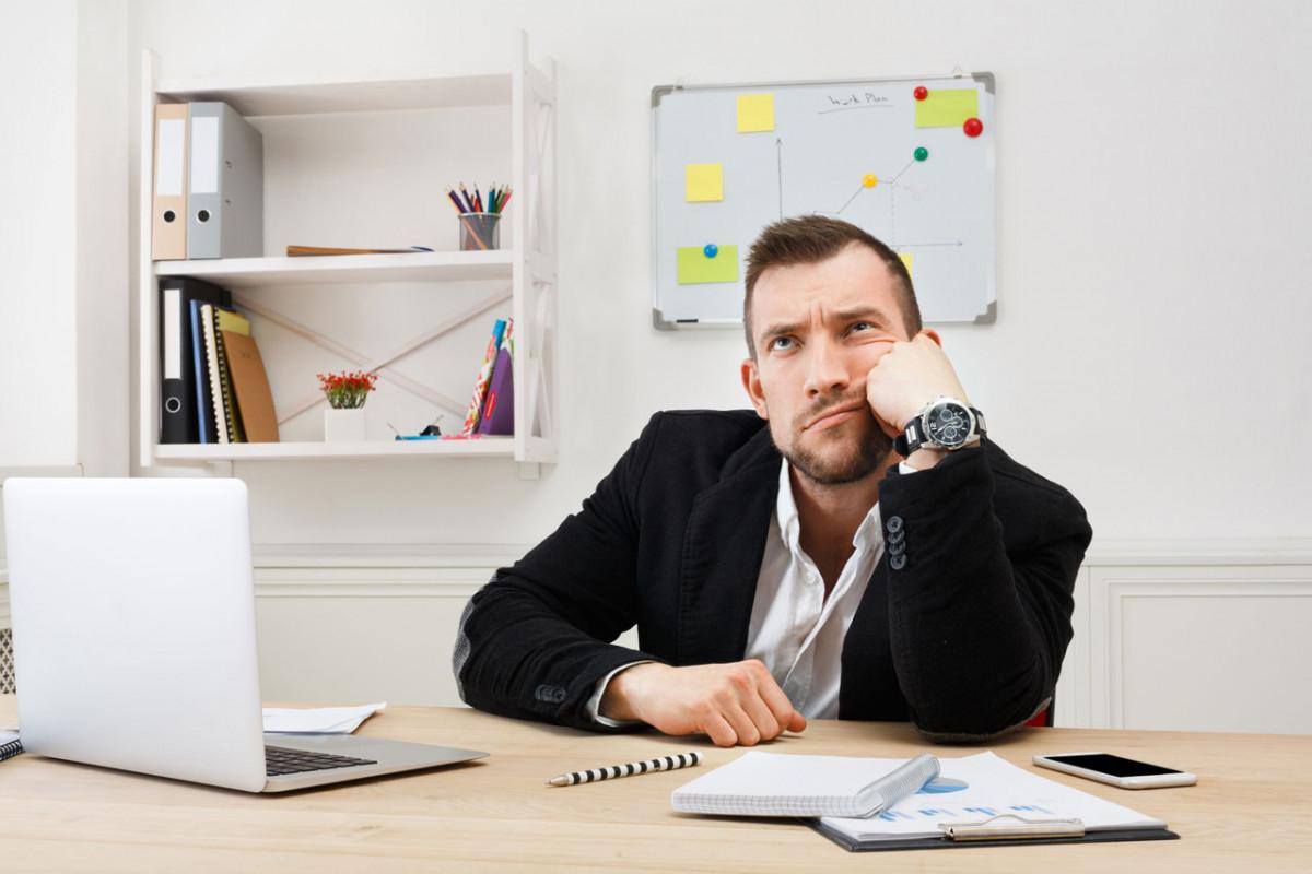 Kennen Sie diese typischen Belastungen im Büro?