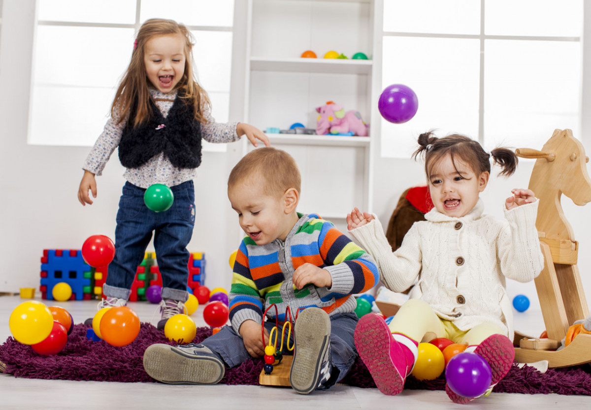 Wie Sie Ihr Kind behutsam auf den Kindergarten vorbereiten