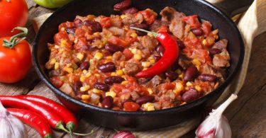Chili con Carne lecker zubereiten