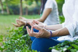 Mit Meditation den Körper und Geist beruhigen