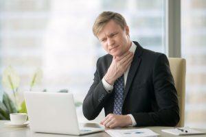 Heiserkeit und Stimmverlust im Beruf: Diese Rezepte helfen