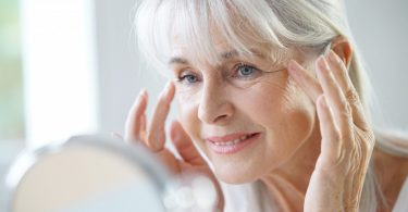 Anti-Aging-Hautpflege für die reife Haut