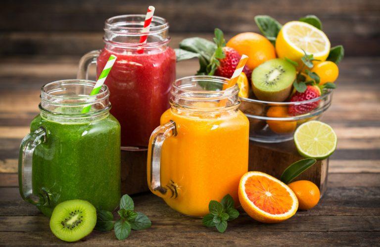 Die größten Irrtümer: Fruchtsäfte machen schlank
