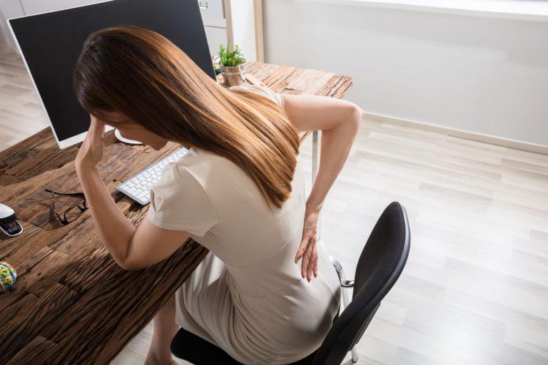 Rückenschmerzen mit Schüßler-Salzen behandeln