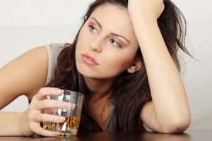 Können Sie Stress durch Alkohol abbauen?