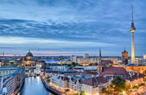 Berlin und Bonn im Hauptstadt-Smalltalk