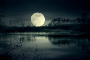 Nachtaufnahmen: Wie Sie den Mond fotografieren