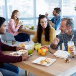 Tipps für eine sommerlich leichte Ernährung fürs Büro