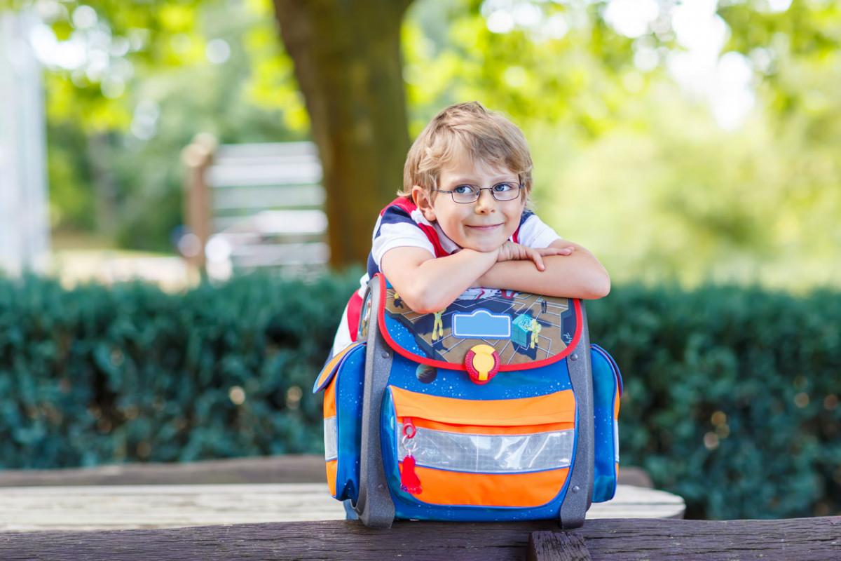 Gesunder Rücken: Worauf müssen Schulkinder achten