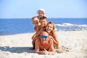 Stressfrei in den Familienurlaub