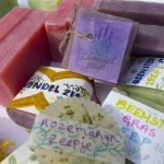 Geschenk-Tipp: Seife selber machen