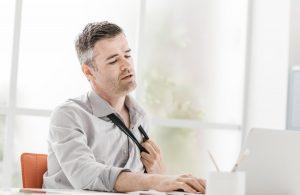 Coole Tipps für heiße Bürotage