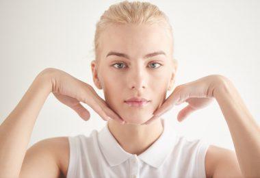 5 Übungen für Ihre tägliche Gesichtsgymnastik