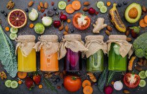 Angenehm fasten mit der Saftfastenkur